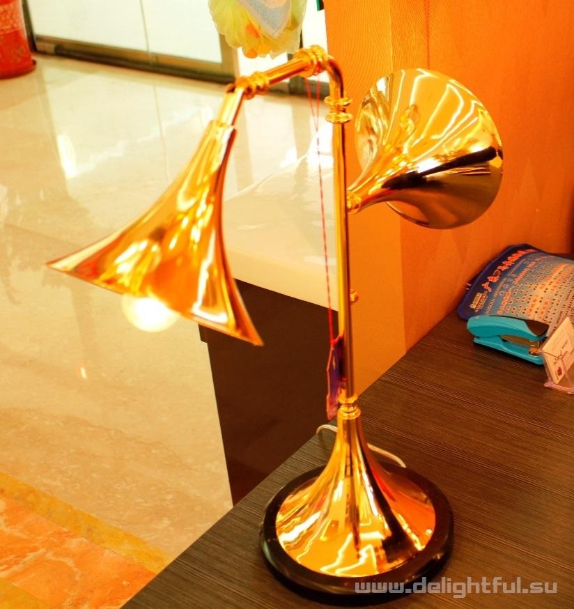Delightfull-Trompet-table-lamp