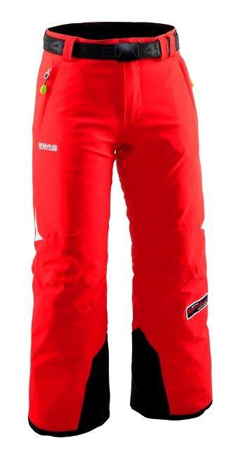 Детские горнолыжные брюки 8848 Altitude Track (8610) красные | Five-sport.ru