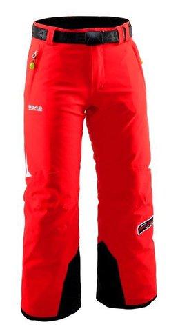 Детские горнолыжные брюки 8848 Altitude Track красные