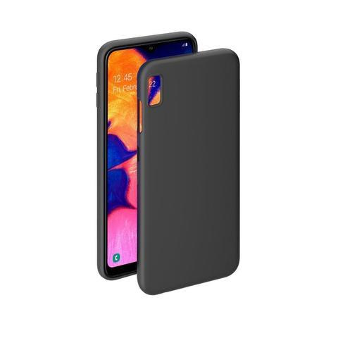 Чехол силиконовый для Samsung Galaxy A10, черный