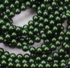 5810 Хрустальный жемчуг Сваровски Crystal Scarabaeus Green круглый 6 мм, 5 штук