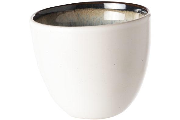 Чашка 140 мл COSY&amp;TRENDY Fez blue 7876172Кружки и чашки<br>Чашка 140 мл COSY&amp;TRENDY Fez blue 7876172<br><br>Эта коллекция из каменной керамики поражает удивительным цветом, текстурой и формой. Насыщенный темно-синий оттенок с волнистым рельефом погружают в песчаную лагуну. Органические края для дополнительного дизайна. Коллекция FEZ Blue воссоздает исключительный внешний вид приготовленных блюд.<br>