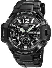 Мужские часы CASIO G-SHOCK GA-1100-1AER Black