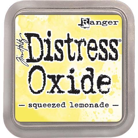 Подушечка Distress OXIDE  -Ranger - Squeezed lemonade