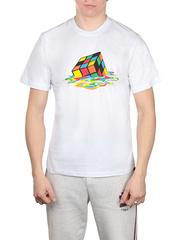506201-1 футболка мужская, белая