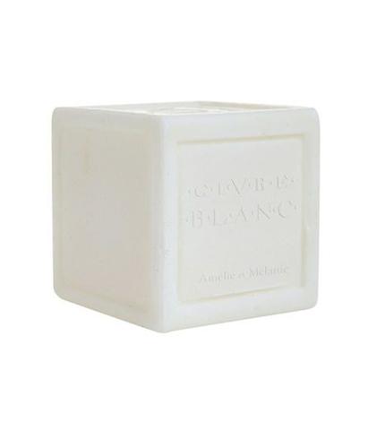 Ароматизированное настоящее марсельское мыло Белый иней, Amelie et Melanie