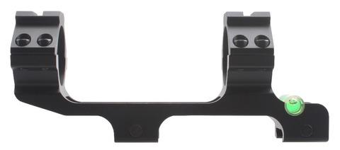 Универсальный кронштейн моноблок на вивер 25,4-30 мм с уровнем Vector Optics