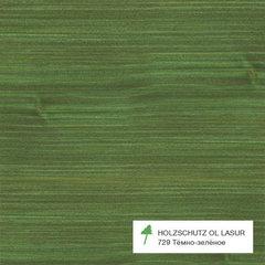 ОСМО 729 цвет Тёмно-зелёный