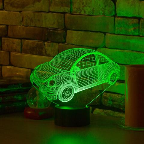 Светильник Volkswagen Beetle 2010