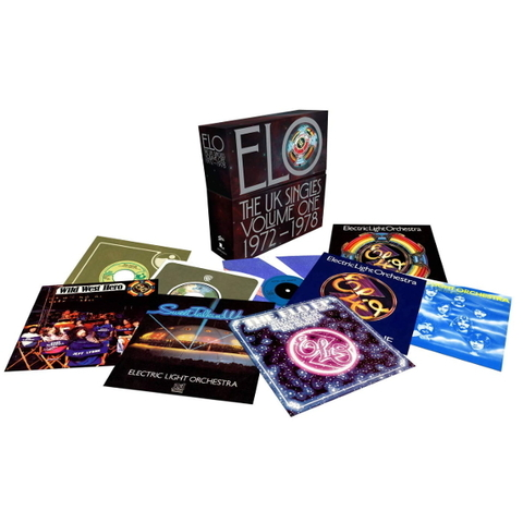 Electric Light Orchestra / The UK Singles Volume One 1972-1978 (15x7