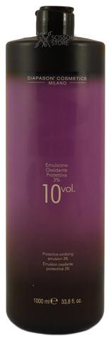 Окисляющая эмульсия со смягчающим и защитным действием DCM Protective Oxidizing Emulsion 3% 10 Vol. 1000 мл