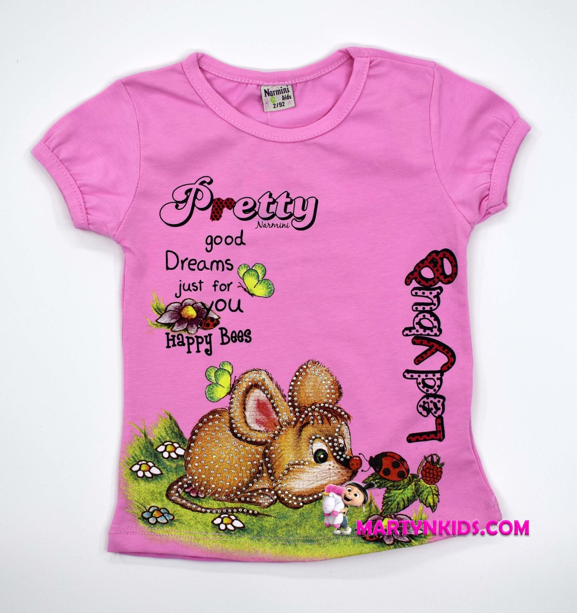 2195 футболка Мышка