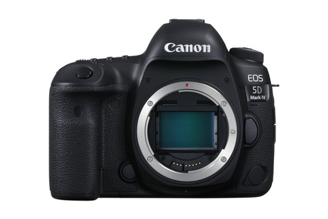 Фотоаппарат Canon EOS 5D Mark IV Body