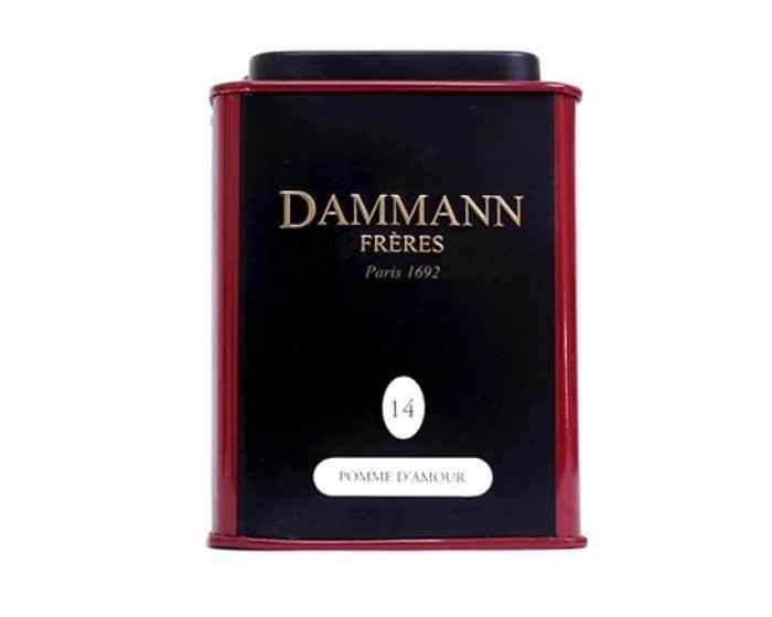 Чай черный Dammann Pomme D'Amour, 100 г