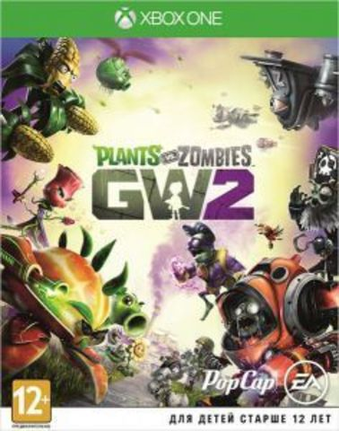 Xbox One Plants vs. Zombies Garden Warfare 2 (русская документация)