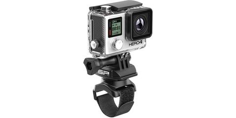 Крепление-липучка SP Velcro Mount с камерой HERO