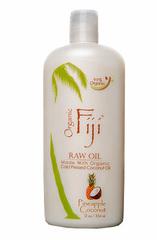 """Органическое кокосовое масло """"Ананас"""", Organic Fiji"""
