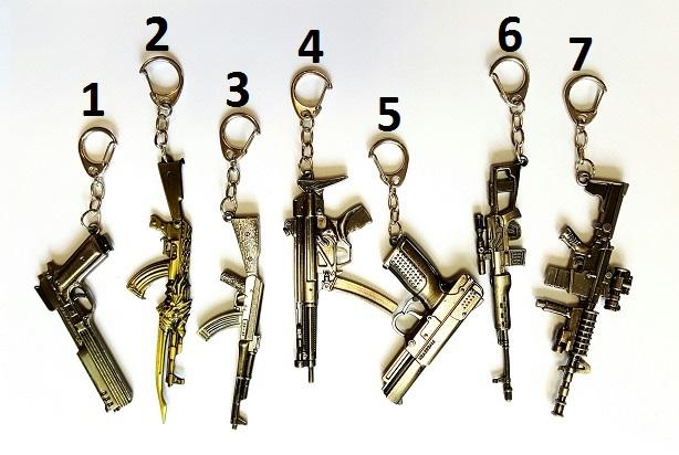 Брелок CrossFire 12 cm series 3