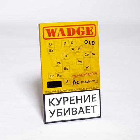 Табак WADGE OLD 100gr PEACHIUM