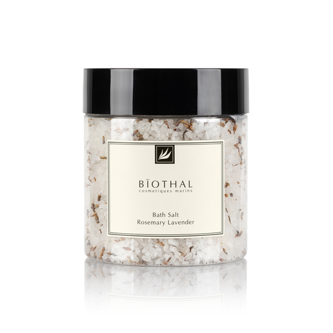 Соль для ванн Розмарин Лаванда Bath Salt Rosemary Lavender Biothal