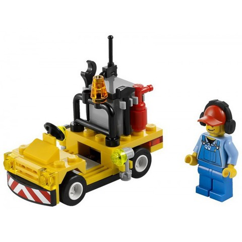 LEGO City: Самолёт высшего пилотажа 60019