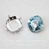 4470/S Сеттинг - основа для страза 12 мм (цвет - античное серебро)
