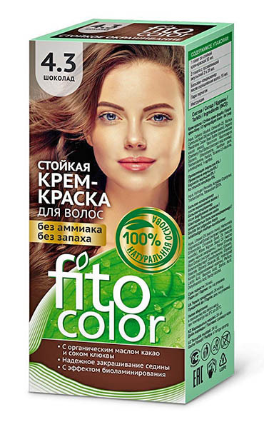 Fito color 4.3 Шоколад
