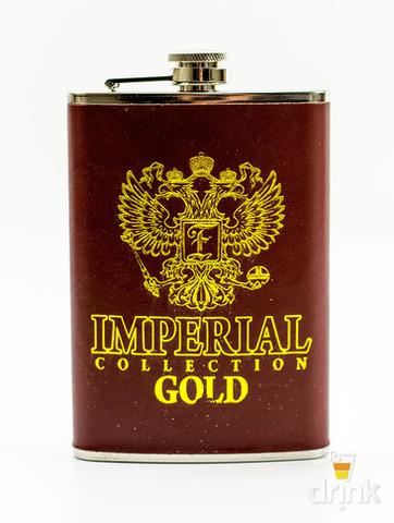 Фляга Imperial Gold, 260 мл