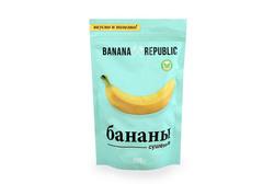 Банан сушеный Banana Republic, 200г