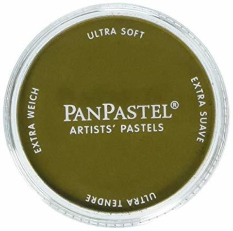 Ультрамягкая пастель PanPastel / Diarylide Yellow Extra Dark