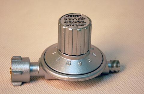 Регулятор низкого давления тип EN61-V50, регулируемый