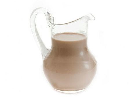 Молоко коровье топлёное фермерское, 0.5л
