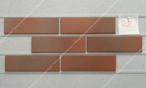 Фасадная плитка ABC, Nordkap, glatt, 240х71х10, NF