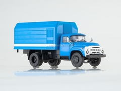 ZIL-130 LUMZ-890B Refrigerated blue Our Trucks #6 (limited edition)