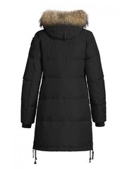 Пуховик Parajumpers Long Bear Black (Чёрный)