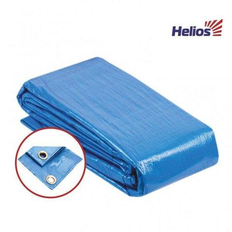 Тент универсальный Helios 6*8 60гр BLUE