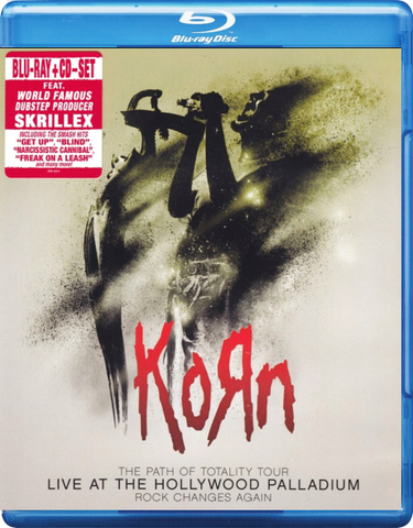 Korn ‎/ Live At The Hollywood Palladium (Blu-ray+CD)