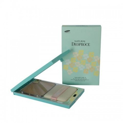 NATURAL DEOPROCE ESSENCE TWO WAY CAKE