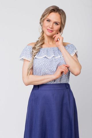Блуза хлопковая Есения
