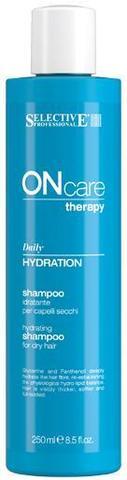 Увлажняющий шампунь для сухих волос,Selective Oncare Hydrate, 1000 мл