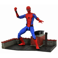 Марвел Селект Человек Паук Возвращение домой фигурка — Marvel Select Spider Man Homecoming Figure