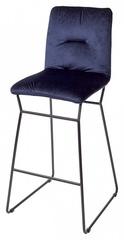 Барный стул TEQUILA ткань PK-30 — синий