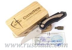 Kutkh m390 mokuti Custom knife by CultroTech Knives