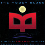The Moody Blues / A Night At Red Rocks With The Colorado Symphony Orchestra (CD)