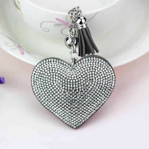 Сердце (серый)