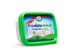 Сыр творожный c травами Züger, 150г