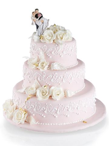 Свадебный торт №2