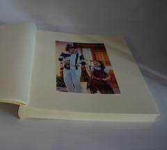 фотоальбом с картонными старницами