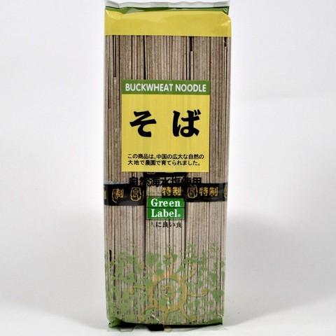 Лапша гречневая Соба Green Label, 300г