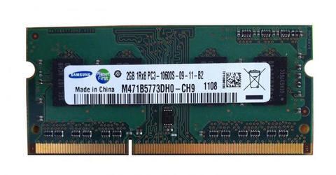 Модуль памяти Samsung 1Gb DDR3 1333 SO-DIMM PC10600 Samsung M471B2873GB0-CH9.